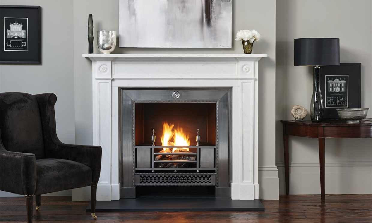 Exceptional We Have One Of The Largest Selections Of Fire Surrounds, Cast Iron Inserts  And Baskets In London. Ranging From Original To Reproductions In All  Styles, ...