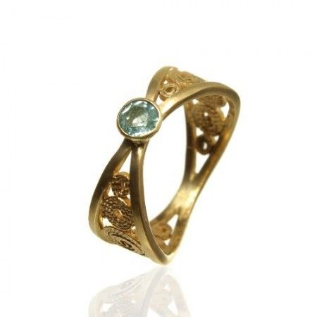 Filigree,Gold,Ring, Engagement Ring, Filigree