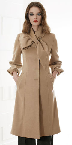 The,lady,has,it!,Wool Coat