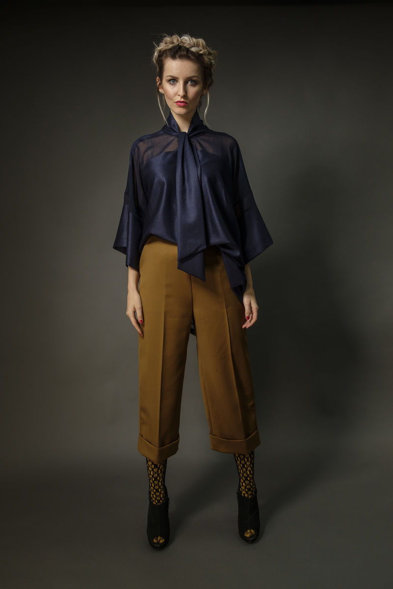 how to clean joseph abound wool pants