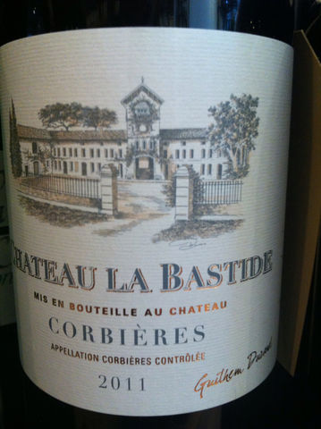 Bastide,Corbieres,2014,Europa Wine Merchant,France,Languedoc/Roussillon