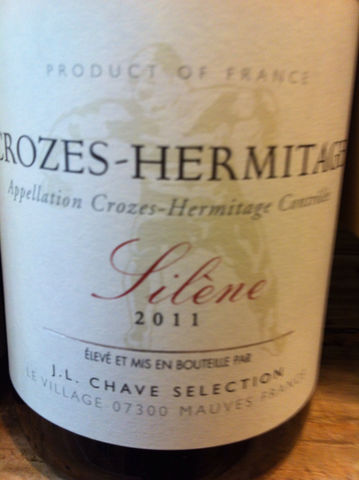 J.L.,Chave,Crozes,Hermitage,Silene,2013,Europa Wine Merchant,France,N. Rhone Valley