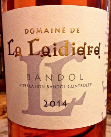 Laidiere,Bandol,Rose,2015,Europa Wine Merchant,France,Provence