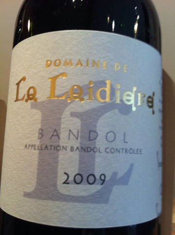 Laidiere,Bandol,Rouge,2011,Europa Wine Merchant,France,Provence