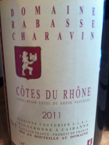 Rabasse,Charavin,Cotes,du,Rhone,2014,Europa Wine Merchant,France,S. Rhone Valley