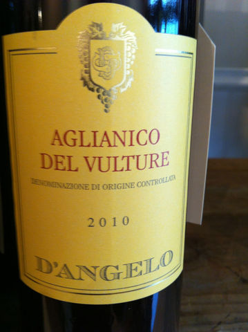 D'Angelo,Aglianico,del,Vulture,2012,Europa Wine Merchant,Italy,Southern Italy
