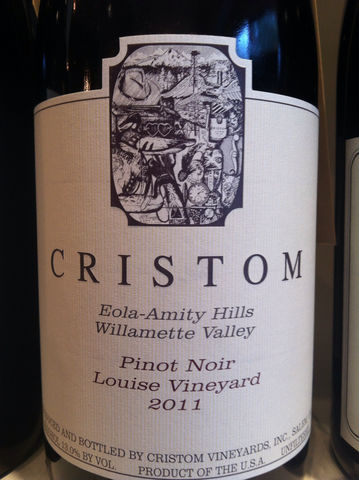 Christom,Pinot,Noir,Louise,Eola-Amity,2013,Europa Wine Merchant,United States,Willamette Valley