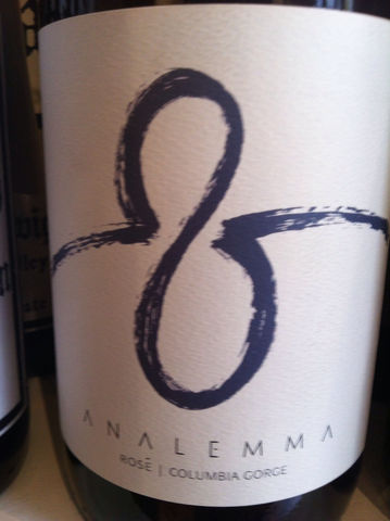 Analemma,Pinot,Noir,Rose,Atavus,Vny.,Columbia,Gorge,2015,Europa Wine Merchant, Columbia Gorge, Rose, Pinot Noir