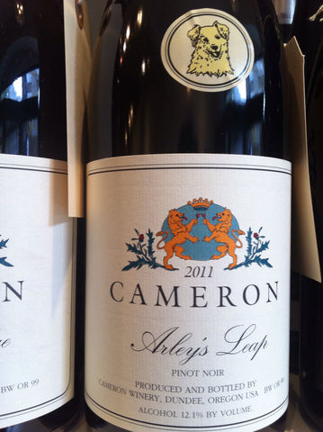 Cameron,Pinot,Noir,Arley's,Leap,2014,Europa Wine Merchant,United States,Willamette Valley, Cameron, Pinot Noir
