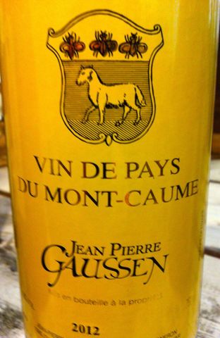 Gaussen,Mont,Caume,Rouge,2012,Europa Wine Merchant,France,Provence