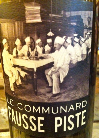 Fausse,Piste,La,Communard,White,Blend,2014,Europa Wine Merchant,United States,Southern Oregon, Willamette Valley