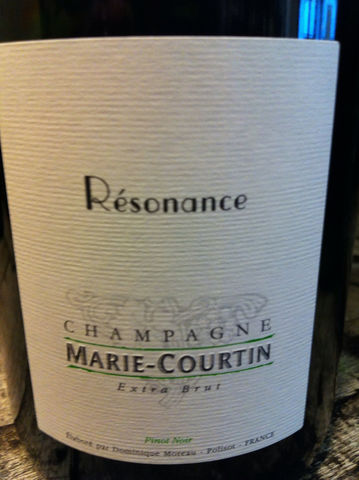 Marie-Courtin,Resonance,Extra,Brut,NV,Europa Wine Merchant,France,Champagne
