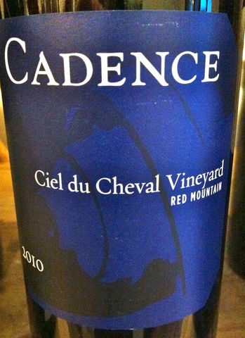 Cadence,Ciel,du,Cheval,2011,Europa Wine Merchant,United States,Columbia Valley