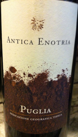 Antica,Enotria,Pulgia,Rosso,2014,Europa Wine Merchant,Italy,Southern Italy