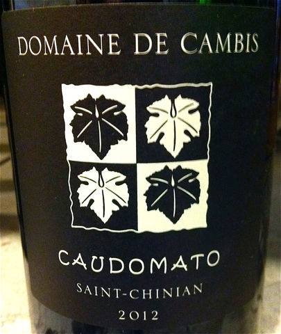 Cambis,St.,Chinian,Caudomato,2014,Europa Wine Merchant,France,Languedoc/Roussillon