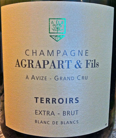 Agrapart,Blanc,de,Cuvee,Terriors,Grand,Cru,NV,Europa Wine Merchant,France,Champagne