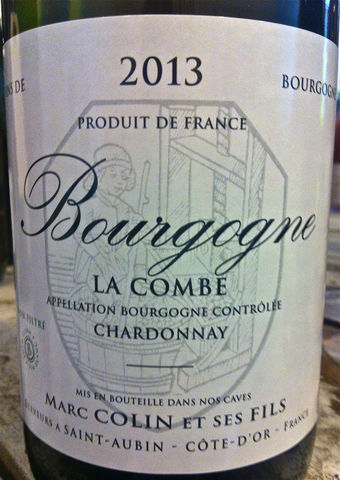 Marc,Colin,Bourgogne,Blanc,La,Combe,2014,Europa Wine Merchant,France,Burgundy