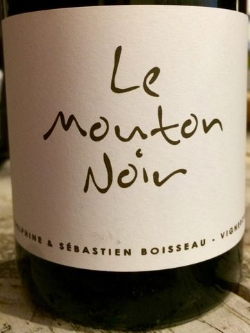 Le,Vigne,Mouton,Macon-Bray,Noir,2013,Red Burgundy,  France, Gamay, Macon Rouge