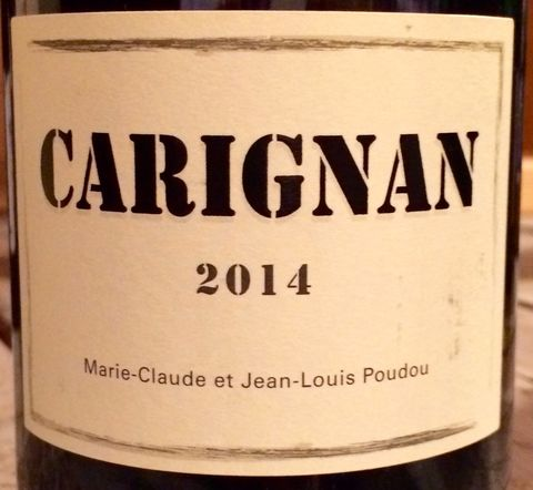 Tour,Boisee,Carignan,2014,Languedoc, Rhone Red, Southern French Red