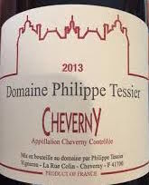 Phillipe,Tessier,Cheverny,Rouge,natural wine