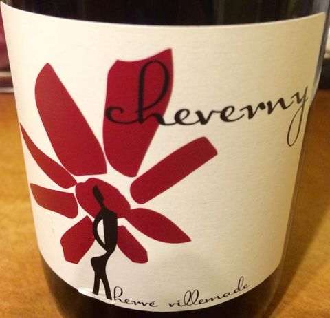 Herve,Villemade,Cheverny,Rouge,2015,natural wine