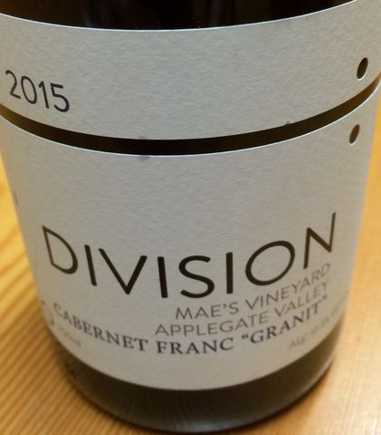 Division,Winemaking,Co.,Cabernet,Franc,Granit,2015