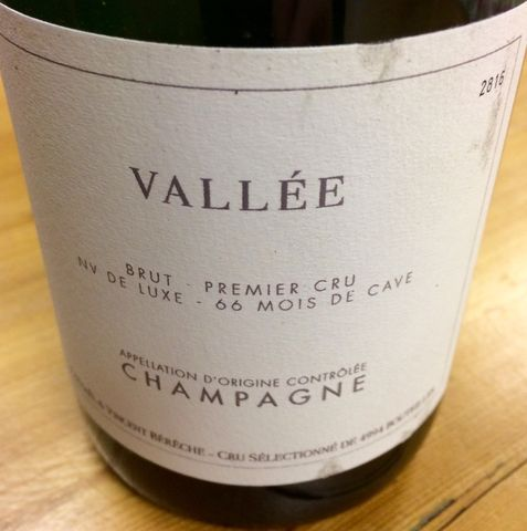 Bereche,Crus,Selectionnes,Vallee,de,Luxe,NV,(2009),Europa Wine Merchant,France,Champagne