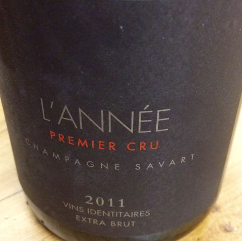 Champagne,Savart,L'Annee,Extra,Brut,2011,Europa Wine Merchant,France