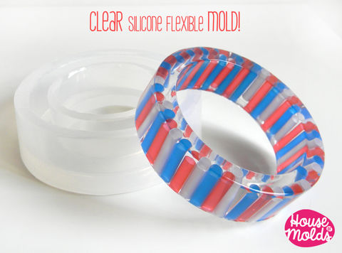 Bold,Basic,Bangle,Clear,Mold,resin,bangle,mold,6,3,cm,inner,diameter,Supplies,bangle_mold,resin_bangle_mold,resin_mould,resin_supplies,resin_crafters,europeanstreeteam,Clear_mold,modern_bangle,Silicone_mold,resin_bangle,resin_mold,bangle_resin_mold,plain_bangle_mold