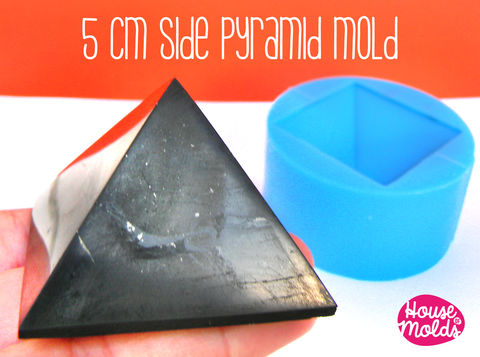 Pyramid,5,cm,x,side,,Mold,for,3D,Pyramid-HOUSE,OF,MOLDS-,Supplies,silicone_mold,clear_mold,mold_for_resin,resin_supplies,resin_molds__jewelry,pyramid_mold,molds_for_candles,mold_for_pyramid,orgone_pyramid,pyramid_resin,clear_mold_pyramid,mold_for_cardholder,concrete_mold,clear rubber