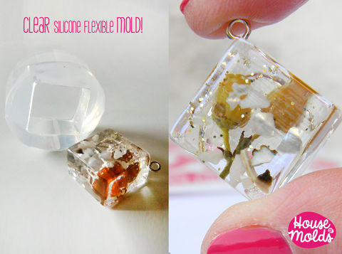19x19,mm,Flat,Squared,Shape,Clear,Silicone,Mold,,,transparent,to,make,squared,shapes,pendants,earrings,ring,top-easy,use!,Supplies,silicone_mold,clear_mold,europeanstreetteam,mold_for_resin,resin_supplies,cube_mold,mold_for_cube,mold_cube,cube_pendant,resin_cube,clear_mold_for_cube,pendant_mold,square_mold,clear rubber