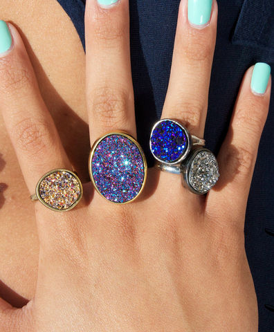 Drusy,quartz,ring,in,blue,,gold,,silver,or,purple,Jewelry,Ring,Quartz,druZy,Quartz_rings,Crystal,crystal_ring,Crystal_jewelry,quartz_jewelry,blue,sapphire,gold