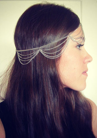 CHAIN,HEADPIECE-,chain,headdress,head,Accessories,Hair,chain_headdress,hair_piece,chain_hair,belly_dance,boho,chain_headband,headband,chain_head_piece,gypsy,hippie,weddin