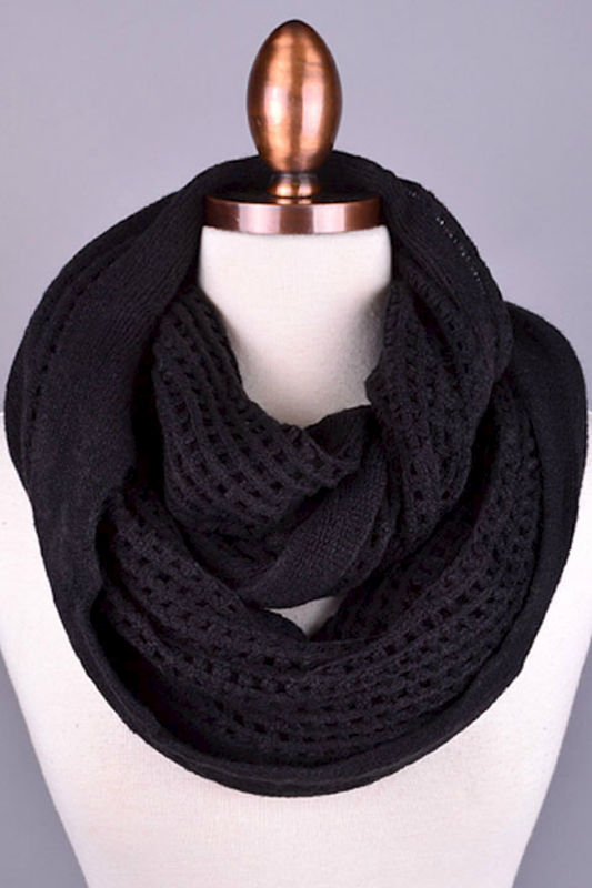 Black boutique scarf - product images  of