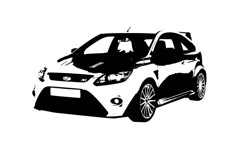 FORD FOCUS RS - product images  of