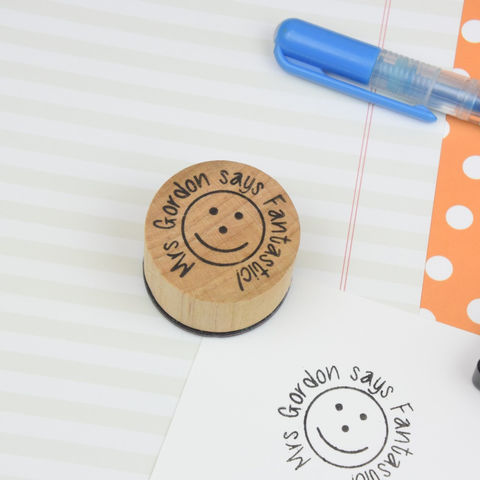 Personalised,Round,Teacher,Stamp,-,your,name,and,message,Supplies,Scrapbooking,stamp,handmade,cards,stationery,embellishment,personalized,custom,clear_stamp,kids,teacher,classroom,marking,good_work,gel,image,light,time