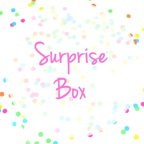 Surprise,Box,Stamps, rubber stamps, washi tape, ink pad, stamp pad, cats eye