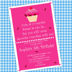 4x6,Cute,as,a,cupcake,Birthday,Invitations,Paper_Goods,cute_as_a_cupcake,cupcake_invitations,pink_invitations,pink,pink_cupcake,pink_and_white,pink_cupcakes,baking,baking_party,cupcake_decorating,cupcake_party,cupcake_invites