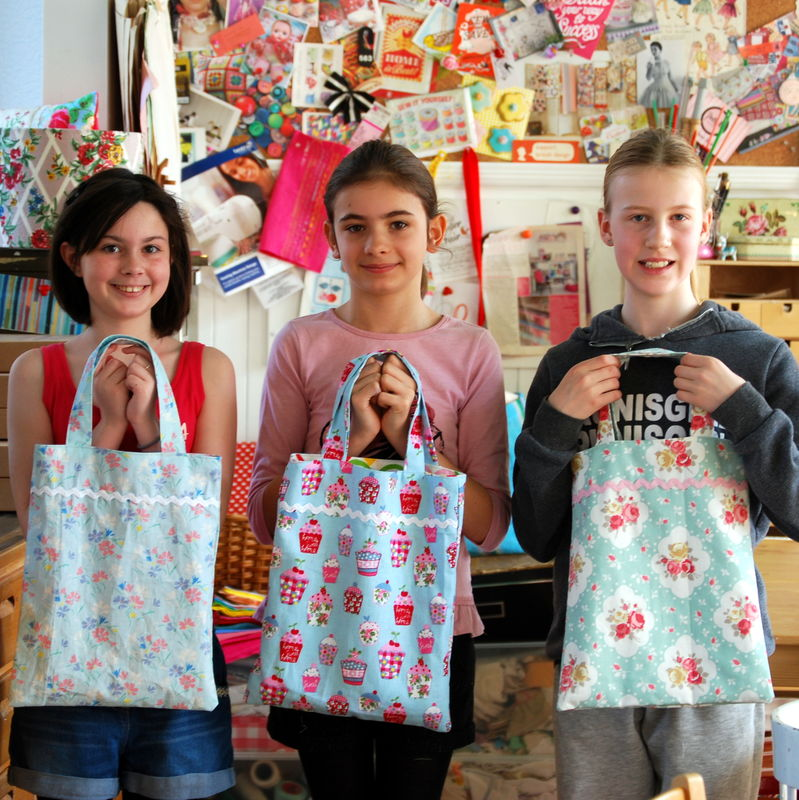 Sewing Club for Children - Complete Beginners
