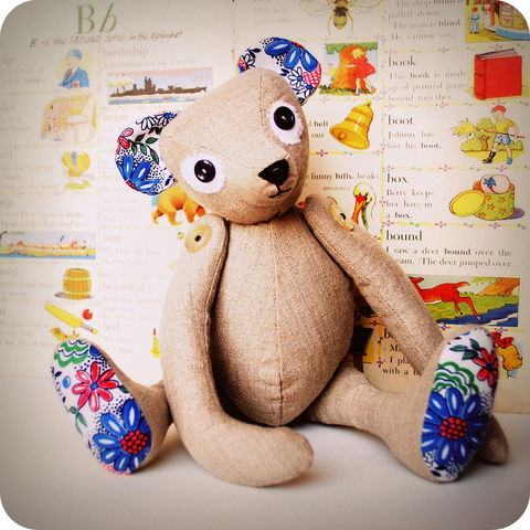 Teddy,Bear,Making,Workshop,-,So,Sew,Pretty,Dumfries,teddy bear workshop, how to make a teddy bear, So Sew Pretty, creative and sewing workshop, Dumfries, Leah Halliday