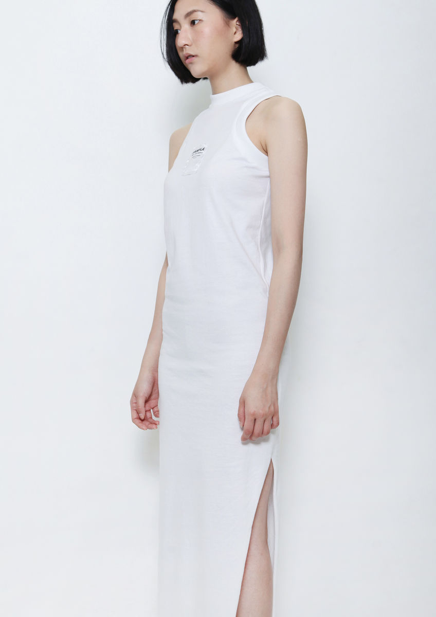 SAMPLE TAG TANK DRESS - product images  of