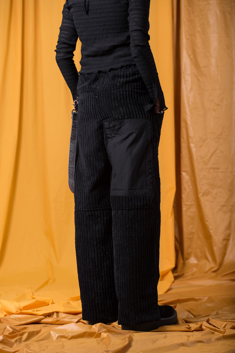 EDELWEISS CORDUROY PANTS - product images  of