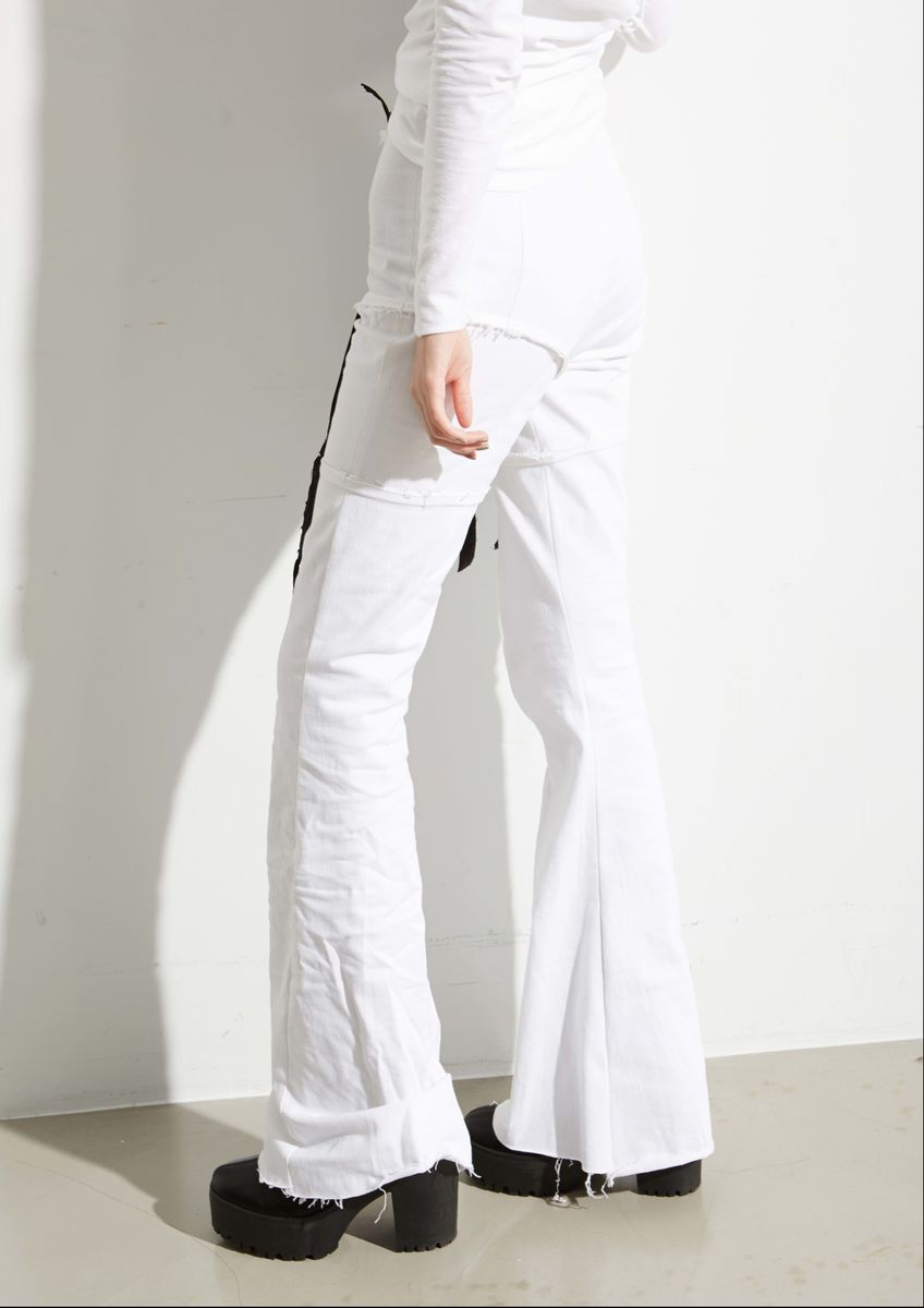 FLARE JEANS - product images  of