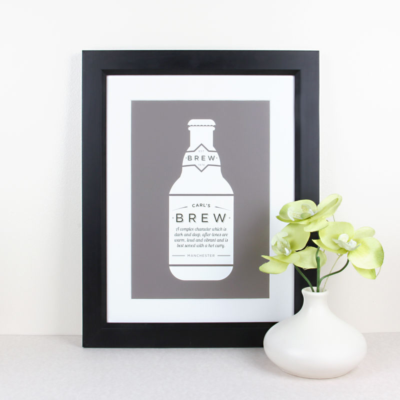 Personalised Beer Bottle - product images  of