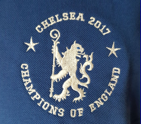 'Champions of England' - Standard polo (Mens, Ladies + Kids) - product images  of