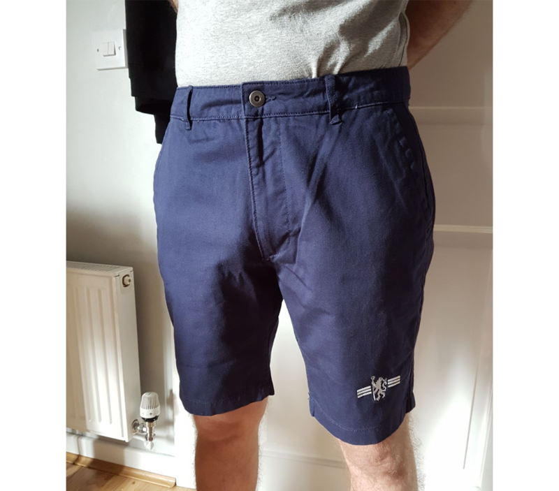 Chino Shorts (Navy) - product images  of