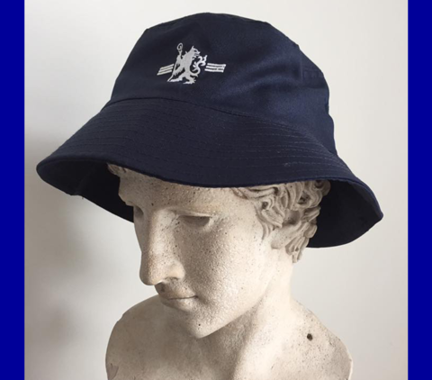 Navy,Bucket,Hat,Chelsea FC bucket hat