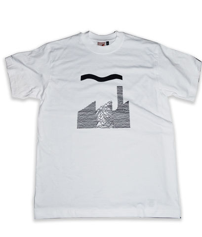 Factory,Unknown,Tee,white.,factory records, madchester, aguycalledminty, art, illustration, tony wilson, FAC51