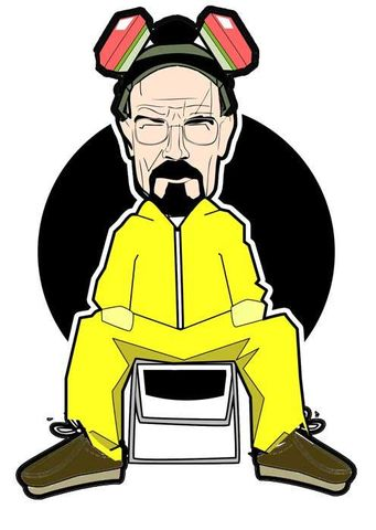 HEISENBERG.,pin,badge.,........,Walter White, Heisenberg, breaking bad, hob, crystal meth, gus , saul goodman, crystal meth  aguycalledminty , pin badge , illustration
