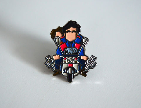 Jimmy,Quadrophenia..,pin,badge.,Berghaus trango, jimmy, quadrophenia, film  , mod , cult , aguycalledminty , illustration , design